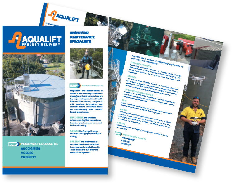 Aqualift RAP Your Water Assets