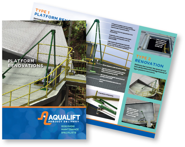 Aqualift Platform Renovations